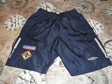 NORTHERN IRELAND TRAINING SHORTS LARGE BOYS BRAND NEW