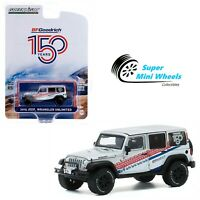 Greenlight 1:64 - 2015 Jeep Wrangler Unlimited - BFGoodrich 150th Anniversary