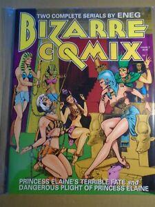 BIZARRE COMIX Vol. 2 Princess Elaine BDSM B & D Pleasure Press As New 2002