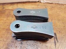 original Cramer Vertikutierer Messer Vertikutiermesser Cara 47 Art.Nr. 99.5.2033