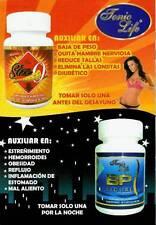 Tonic Life Size 0 Zero and BP Pills COMBO 100% Naturals Weight Loss Fat Burner