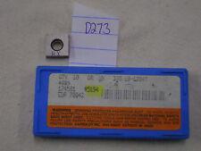 10 NEW SECO 335.19-1204T CARBIDE INSERTS. GRADE: HX {D273}