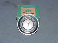 1966 Valiant Steering Wheel Horn ORNAMENT EMBLEM NOS MoPar #2768271 Chryco