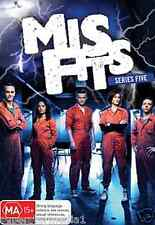 Misfits Series : Season 5 : NEW DVD