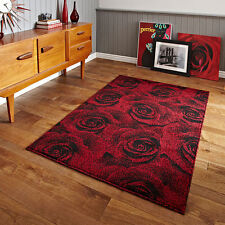 Floral Rectangle Rugs