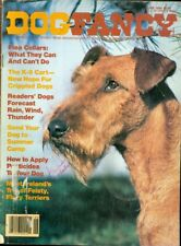 1984 Dog Fancy Magazine: Irish Terriers/Flea Collars/Pesticides/Predic t Weather?