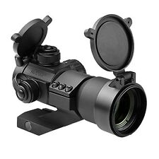 NcSTAR VISM Picatinny Weaver Red Green Blue Dot LED Black Rifle Sight Optic