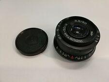 Industar 50-2 Pancake Lens M42 KMZ 3.5/50 USSR Front cap NIKON CANON PENTAX