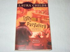 Eggs in Purgatory Laura Childs Cackleberry Club Mystery Recipes PB