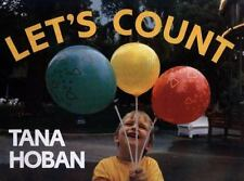 Let's Count by Tana Hoban (1999, Hardcover)