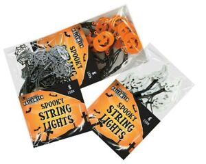 LED Halloween Hanging Light Up Decoration Outdoor Indoor Spider Ghost Pumpkin