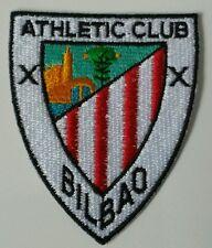 PARCHE ATHLETIC CLUB BILBAO PARCHE ESCUDO PATCH TOPPA FLICKEN ( BORDADO CALIDAD)