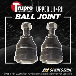 Pair Trupro Upper Ball Joints for Volvo 140-160 Series 142 144 145 164 1968-1975