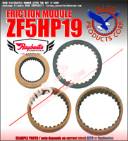FRICTION PLATE KIT,FRICTION MODULE,FRICTION SET,ZF5HP19,5HP19,audi,vw,bmw