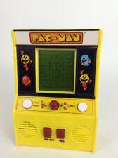 Bandai Namco Miniature Arcade Machine Pac-Man Handheld Video Game w/ Batteries