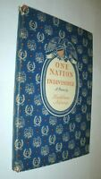 One Nation Indivisible by Norris, Kathleen  Doubleday Doran 1942 HC/DJ Very Good
