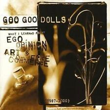 Goo Goo Dolls : What I Learned About Ego, Opinion, Art & Commerce (Enhanced) CD