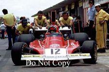 Niki Lauda Ferrari 312 B3 F1 Season 1974 Photograph 1