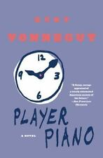 Player Piano by Kurt Vonnegut (1999, Paperback)