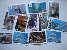 """10 REWE Sammelsticker """"WWF for a living planet"""" zum aussuchen aus der Liste"""