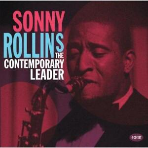 Sonny Rollins - The Contemporary Leader (NEW 4CD)
