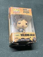 Daryl Dixon Funko Pocket Pop Keychain Horror Block Exclusive Walking Dead 2015