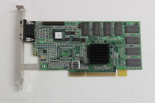 ATI 109-51800-01 RAGE 128 AGP VIDEO ADAPTER 1025181200531188 WITH WARRANTY