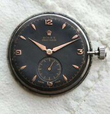 Vintage Rolex Precision Calibre 700 Sub Second Movement With Dial
