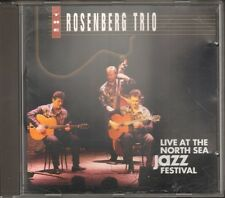 ROSENBERG Trio LIVE at The North Sea Jazz Festival 1992 NEW CD 17track NORTHSEA