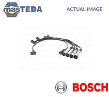 BOSCH IGNITION CABLE SET LEADS KIT 0 986 356 342 I NEW OE REPLACEMENT