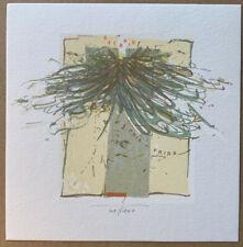 Martin BAEYENS (B) Exlibris Erik Frida Abstract Graphic