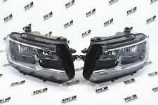 VW Tiguan 2 II AD1 Scheinwerfer Licht Leuchten Halogen Set 5NB941006B 5NB941005B