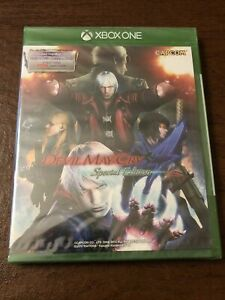 BRAND NEW Devil May Cry 4 Special Edition (Xbox One) ENGLISH version RARE