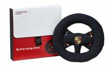 Porsche Knitted Steering Wheel w/ Rattle Porsche Motorsport Baby Rattle Toy