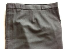 New Gilberts Canada Tailor Made Big And Tall Men Dress Pants Grey 62 Wool Blend