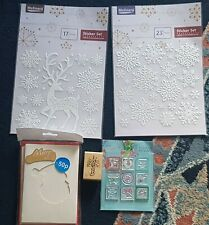 Craftroom clearout Christmas