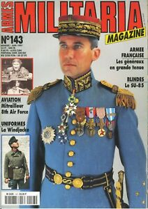 Militaria Magazine, N° 143 Of 1997. All Water/Wind Proof Jackets ARMY German
