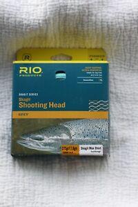 Rio Spey Skagit Max Short Shooting Head 275 grains/7.8 grams NEW