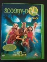 Scooby-Doo - The Movie (DVD, 2002) Cert PG Big Value From A Small Business