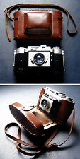 INDO - Appareil Photo Elite FEX + Etui Original Cuir - Collector 1955