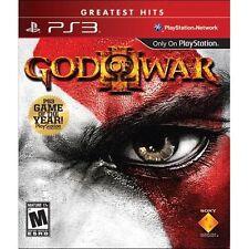 God Of War III PlayStation 3 Very Good 3Z