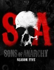 Sons of Anarchy Season 5 Blu Ray Region 1