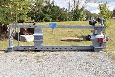 Used Horizontal Hydraulic Wheel Press