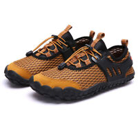 Bridawn Water Shoes Hiking Camping Breathable Quick Drying Shoes Sports Outdoor