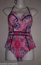 Primark Polyester Floral Swimwear for Women
