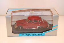 Minichamps Opel Kapitan 1951 - 1953 red 1:43 perfect mint in box