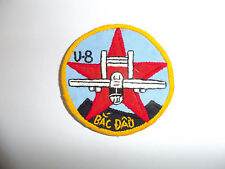 b8746 RVN Vietnam Air Force 118th Liaison Squadron Bac Dau U8 North Star O2 IR7C
