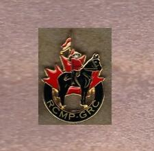 Royal Canadian Mounted Police (RCMP) of Canada Lapel Pin Brand New