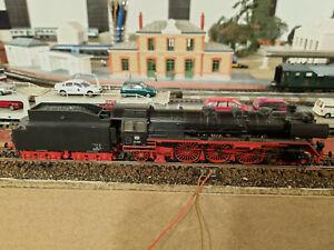 locomotive Marklin digital 37952 en panne: décodeur probablement à changer?