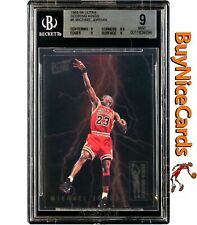 1993-94 Michael Jordan Fleer Ultra Scoring Kings SP #5 BGS 9 Mint